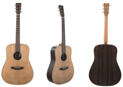 Guitare Dreadnought Palissandre